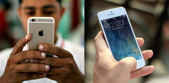 HEV Light from Phone Screens may Age your Skin