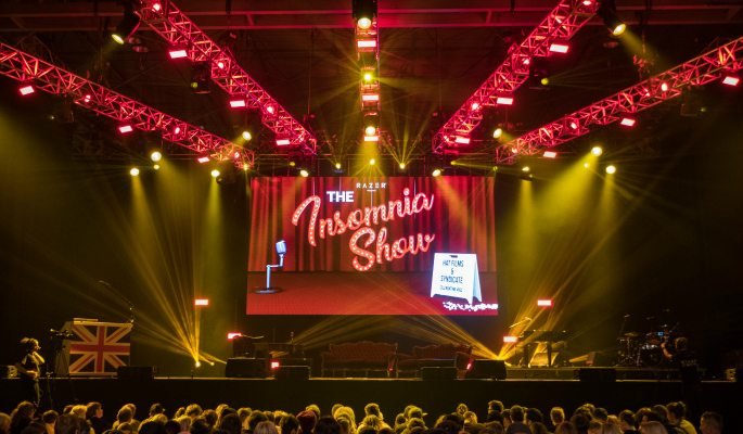 Insomnia Gaming Festival celebrates its 60th Anniversary in Style