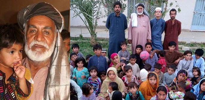 Pakistani Truck Driver has fathered 54 Children with Six Wives