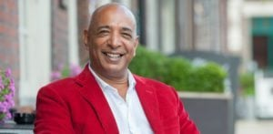 Raj Bisram talks Antiques, Life and TV