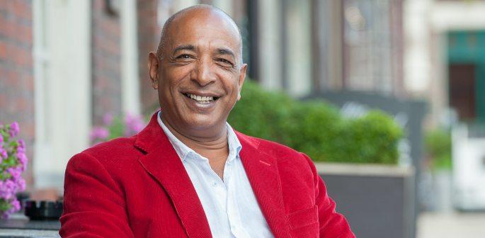 Raj Bisram talks Antiques, Life and TV