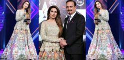 Evergreen Reema Khan leads the way on HUM Red Carpet 2017