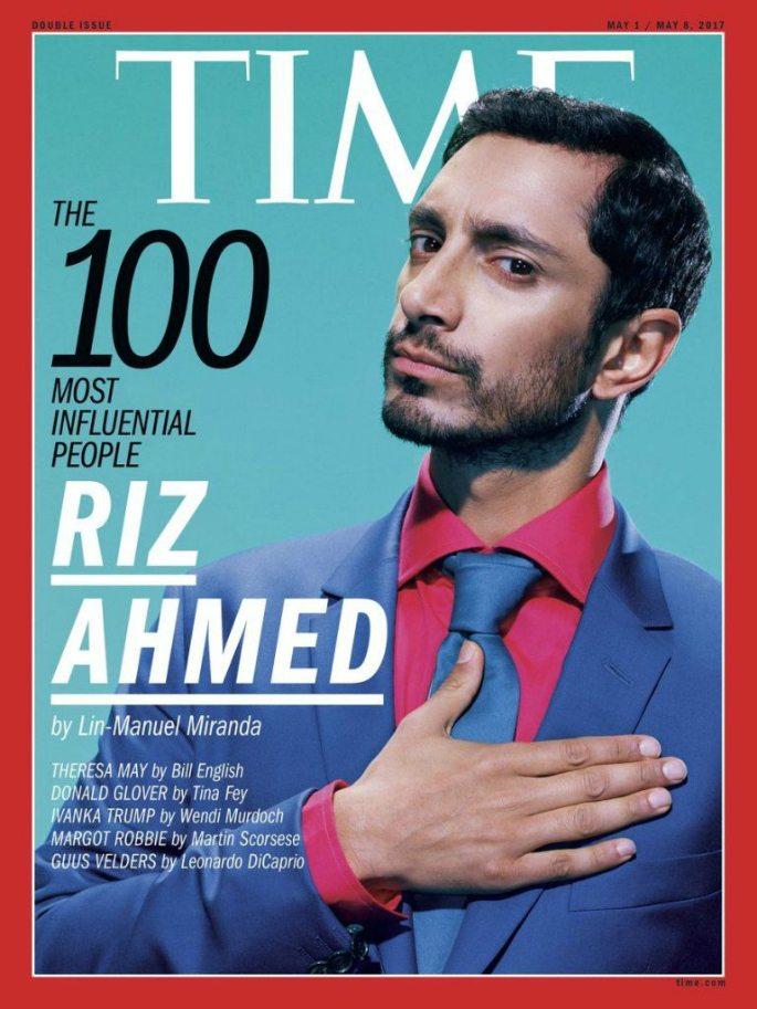 रिज़ अहमद 100 के लिए टाइम 2017 सबसे प्रभावशाली लोगों की सूची बनाता है