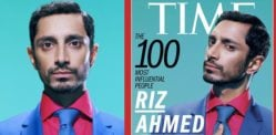 Riz Ahmed is one of TIME's Most Influential People of 2017