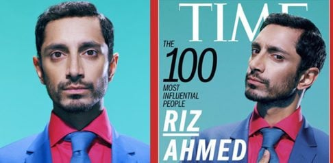 Riz Ahmed makes Time 100 Most Influential People List for 2017