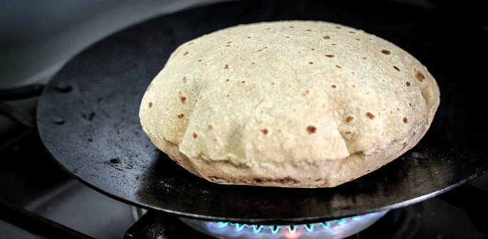 The Origin and History of Chapati