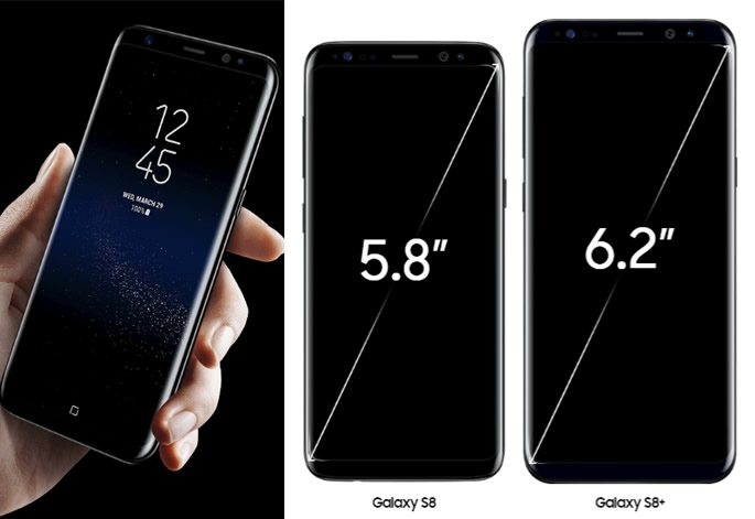 5 Reasons to be Excited about the New Samsung Galaxy S8 Phone