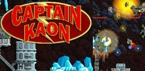 Sci-Fi Captain Kaon re-creates Gravity Shooter Nostalgia
