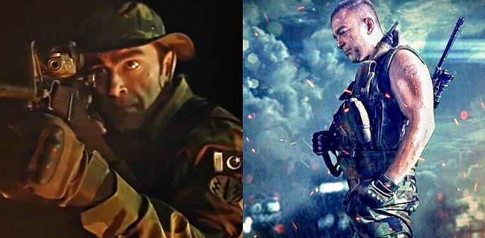 Shaan's Yalghaar Promises to be an Action-Packed War Saga