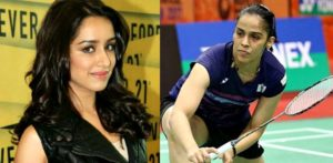 Shraddha Kapoor set to star as Saina Nehwal in Badminton Biopic
