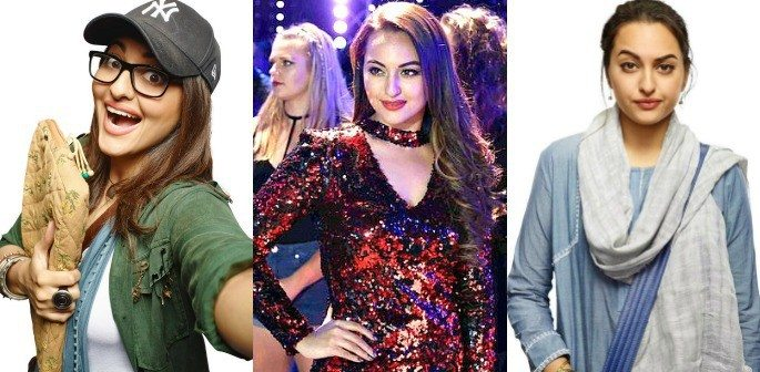 Sonakshi Sinha Shines Bright as 'Noor'