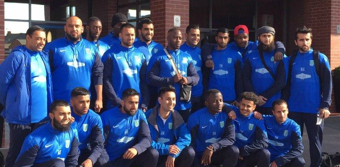 Birmingham's Sparkhill United create Historic Win