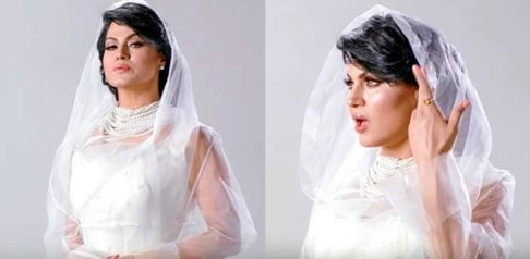 Veena turns Singer in her New Single 'Aye Dushman-e-Watan'