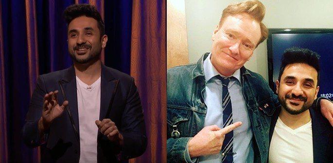 Indian Comedian Vir Das Slays in his Debut on the Conan O'Brien Show