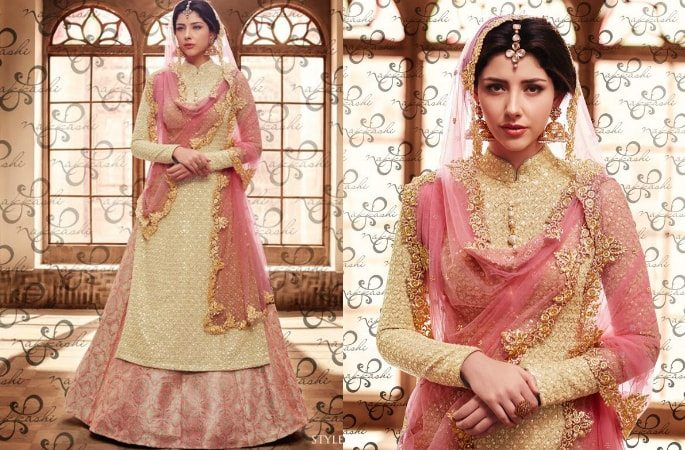 Wedding Salwar Kameez- Image 1