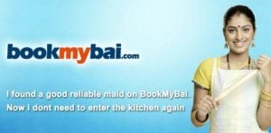 Bollywood Stars banned from using BookMyBai for Maids and Servants