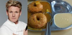 Gordon Ramsay gets Twitter Backlash for Medu Vada Insult