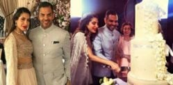 Sanjay Kapur weds Priya Sachdev in luxury US Wedding Reception