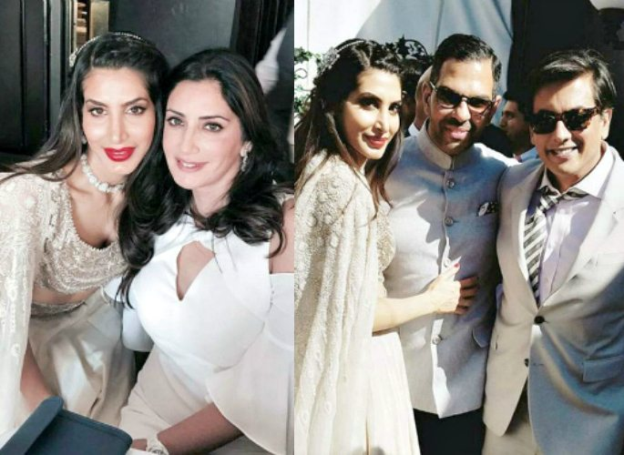 Sanjay Kapur weds Priya Sachdev with luxury US Wedding Reception