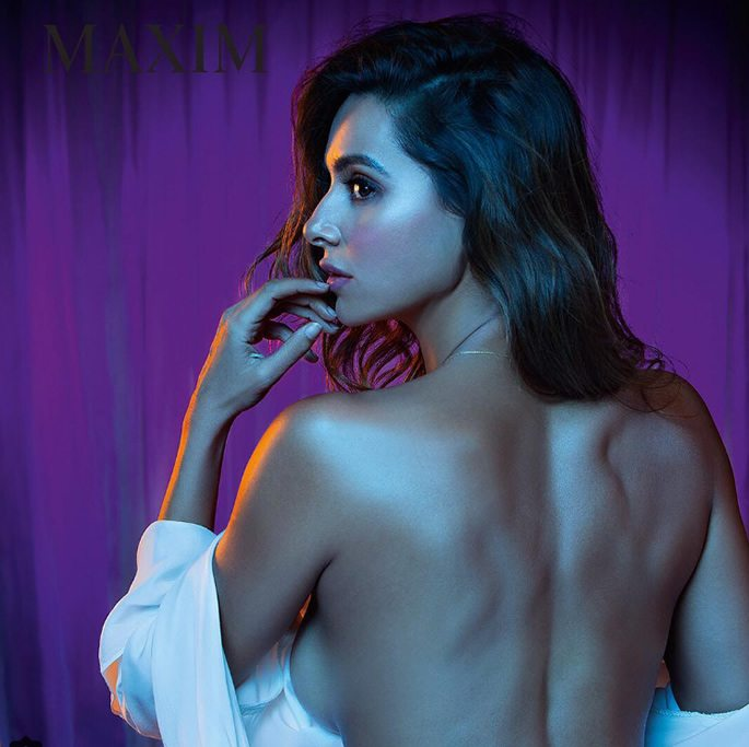 Shibani Dandekar is the 'Noor' in her Sizzling Photoshoot