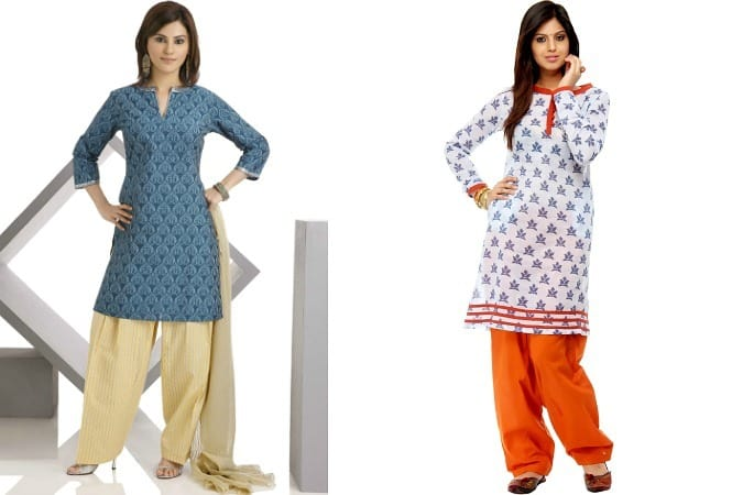10 Beautiful Styles of Salwar Kameez to Wear