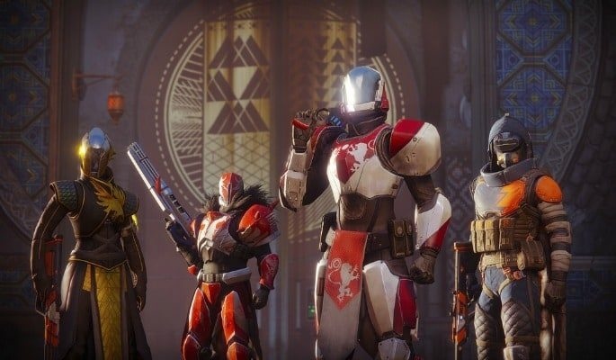 Destiny 2 PC Graphics Details and 4K Screenshots