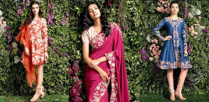 5 Desi Wedding Guest Outfits for Women