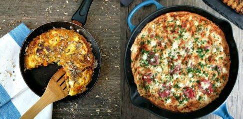 5 Spicy Frittata Recipes with a Desi Twist