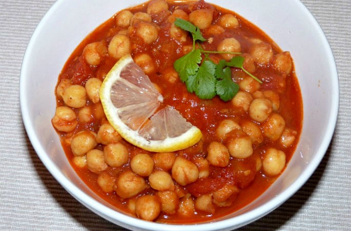 5 Tasty and Easy to Make Chickpea Recipes