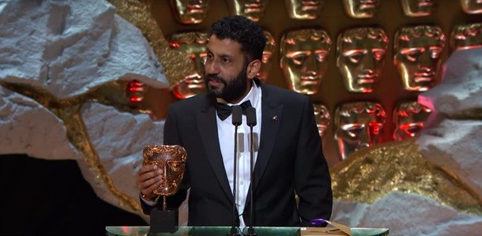 Finally, a Non-White Actor, Adeel Akhtar wins a BAFTA TV Award