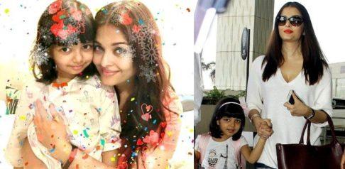 Aaradhya's Upbringing is 'Normal' says Aishwarya Rai Bachchan