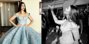 Aishwarya Rai Bachchan creates Fairytale Fantasy at Cannes 2017
