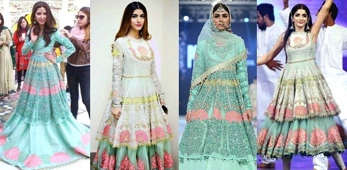 Who Wore Ali Xeeshan's Pastel Ensembles Better?