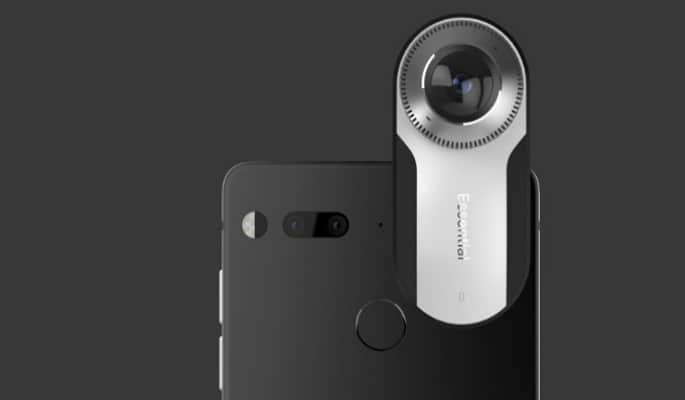 Android Creator Hopes New Essential Phone Will Challenge Apple