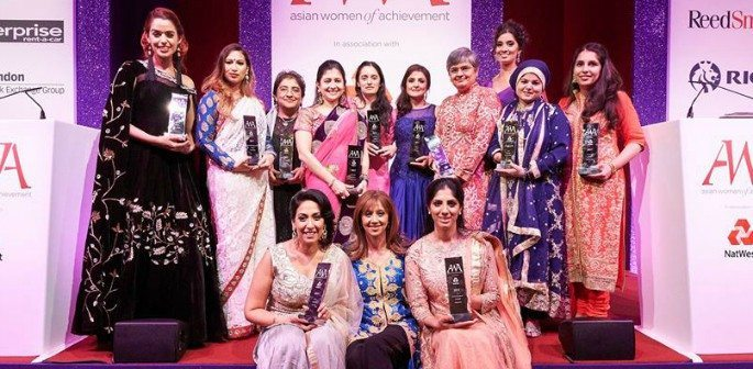Asian Women of Achievement 2017 celebrates Empowerment
