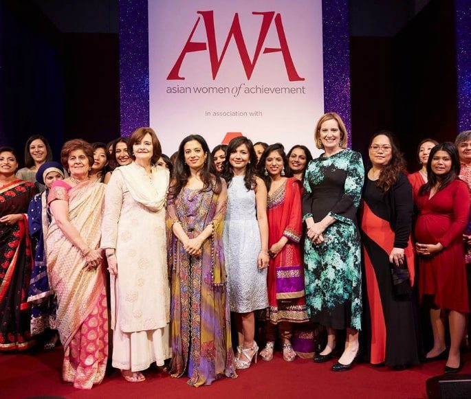 Asian Women of Achievement Awards 2017 Winners