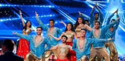 London School of Bollywood sparkles Desi Magic on Britain's Got Talent