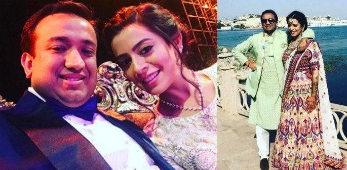 Varun Chaudhary weds Anushree Tongya in Luxury Indian Wedding