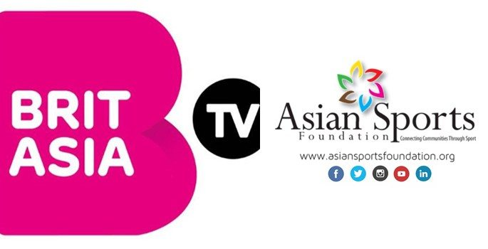 Asian Sports Foundation partners with BritAsia TV to encourage Healthy Lifestyles
