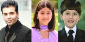 Child Stars of Karan Johar Films ~ Where are they now?