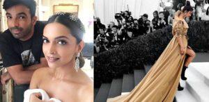 Priyanka Chopra & Deepika Padukone Turn Heads at Met Gala 2017