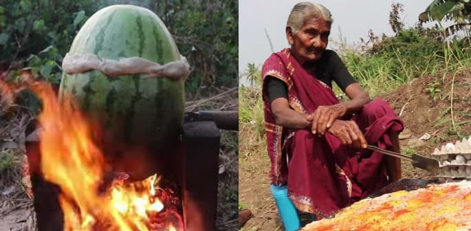 'World's Oldest YouTuber' creates delicious South Indian dishes
