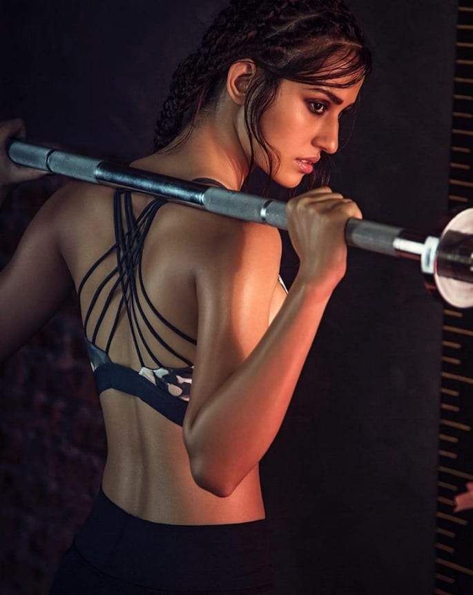 Disha Patani is Hot and Cool for FHM India Shoot