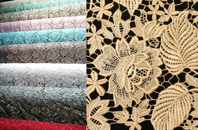 Fabric Trends- Lace