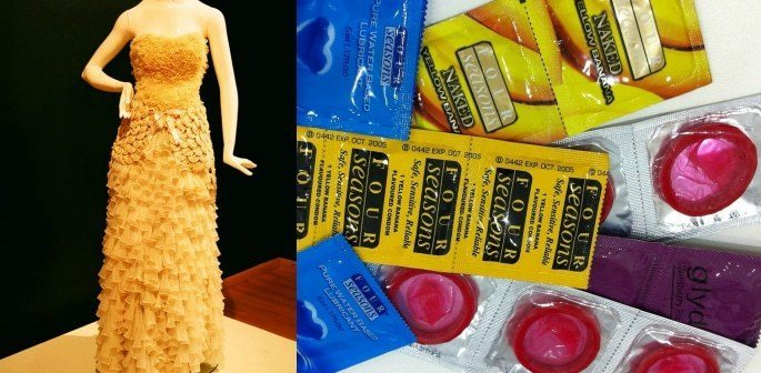 10 Facts about Condoms you Perhaps Didn't Know