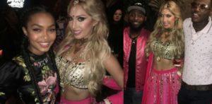 Farrah Abraham gets backlash for Bollywood look and Wearing Bindi