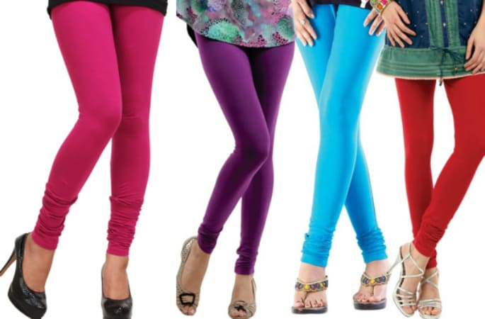 How to Style Leggings with Kameez -Image 4