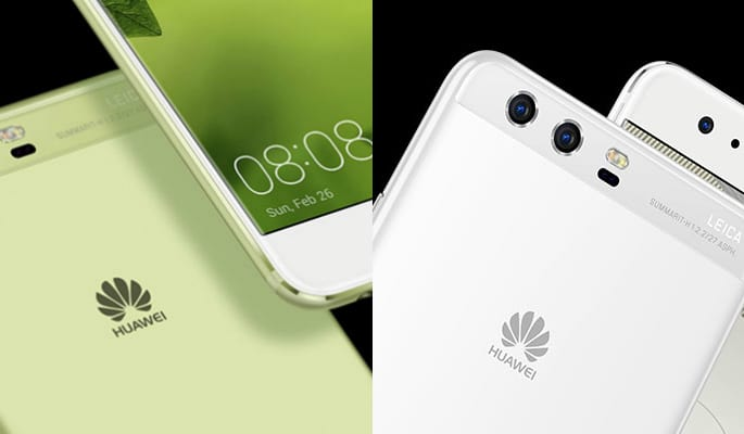 Capture stunning Selfies with the new Huawei P10