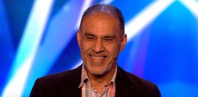 IrShad Shaikh talks Britain's Got Talent and Worst Comedy Impressions
