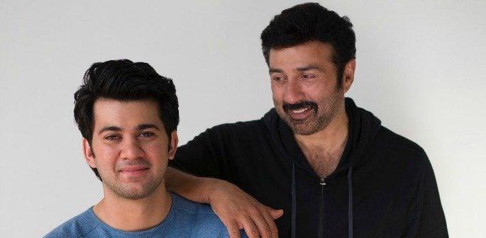 Karan Deol Bollywood Debut welcomed by SRK and Salman Khan